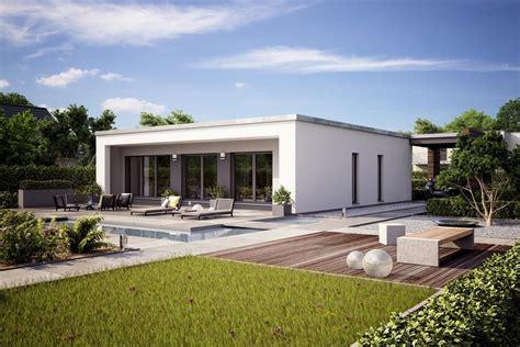 Moderne Einstöckige Häuser by Fertighaus Architektenhaus Finess Kubistischer Bungalow