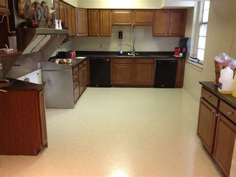kitchen epoxy floor coatings kitchen wooden cabinet and simple backsplash closed calm 8280