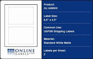 usps shipping label template free skillloadzone With create usps shipping label online