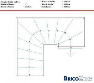 Taille Escalier Quart Tournant by Superb Calcul Escalier Quart Tournant 4 4f30fc319b7bd