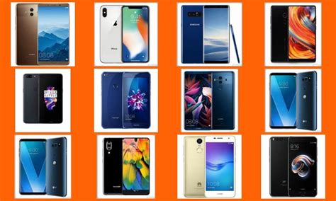 Top 10 Most Popular Smartphones In China 2017 (according
