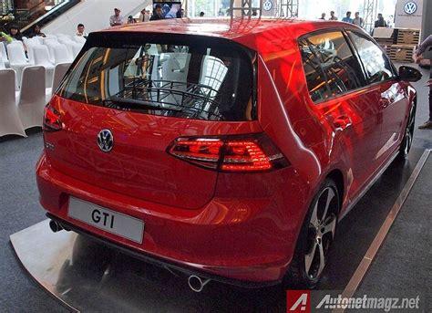 Gambar Mobil Volkswagen Golf by Volkswagen Golf Gti Indonesia 2014 Autonetmagz Review