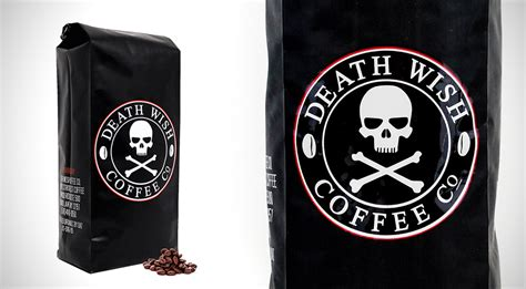 Death Wish Coffee   HiConsumption