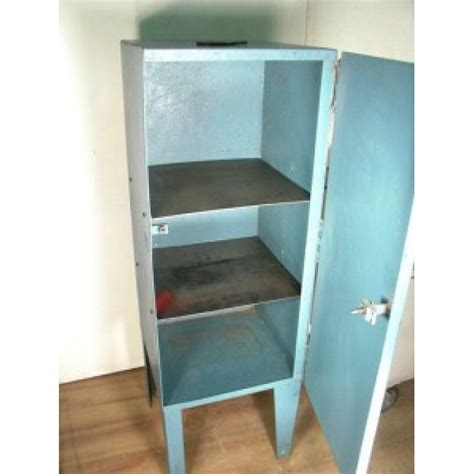 vintage metal cabinets painted metal cabinet vintage industrial shabby turquoise