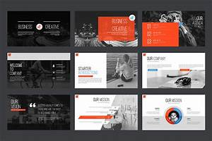 Business Creative Presentation Keynote Template  70947