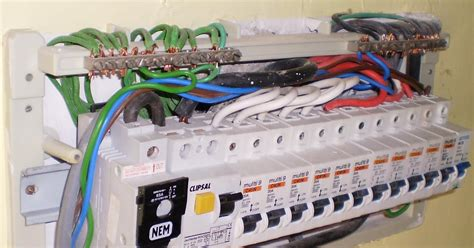 Electrical Installation Wiring Pictures Phase Elcb