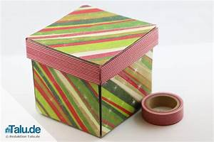 Geschenkbox Selber Basteln : basteln geschenkbox bouwunique ~ Watch28wear.com Haus und Dekorationen
