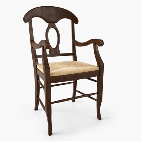 Pottery Barn Napoleon Chair Green by 3d Model Pottery Barn Napoleon