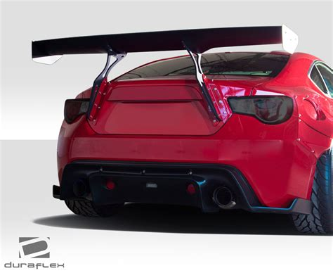 subaru brz spoiler welcome to extreme dimensions inventory item 2013