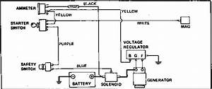 Lawn Tractor 4 Pole Starter Solenoid Wiring Diagram