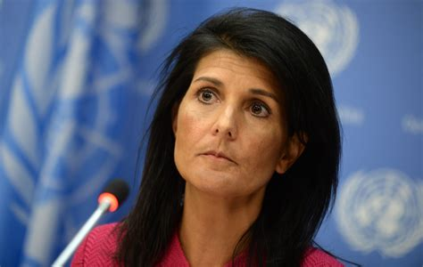 Nikki threatens UN members with financial support