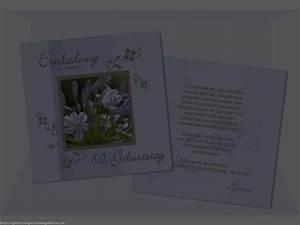 Einladung Selber Machen : einladung 80 geburtstag einladungen geburtstag ~ Orissabook.com Haus und Dekorationen