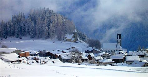 Лаакс, Швейцария, Горнолыжный курорт, Отдых на горнолыжном