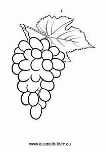 Gemüse Bilder Zum Ausdrucken : ausmalbilder weintrauben obst und gem se malvorlagen ~ Buech-reservation.com Haus und Dekorationen