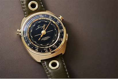 Singer Chronograph Geneva Edition Track Reimagined Mail