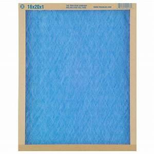 True Blue 16 In  X 20 In  X 1 In  Fiberglass Fpr 1 Air