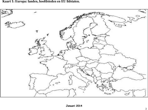 Kleurplaat Land Polen by Opdracht 1 Gebruik Kaart 1 Europa Landen En Hoofdsteden