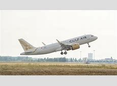 Gulf Air Becomes the First National Carrier to Fly the
