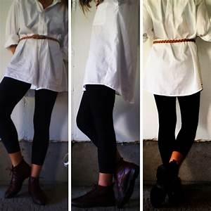 Brave Felicity Three Ways To Wear An Oversized Dress Shirt
