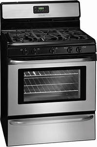 Frigidaire Ffgf3049ls 30 Inch Freestanding Gas Range With 5 Sealed Burners  4 2 Cu  Ft  Oven