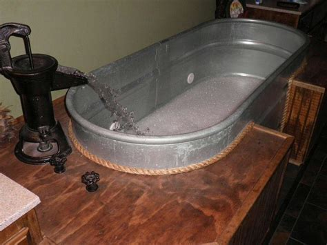 Trough Bathtub Ideas by 1000 Ideas About Cattle Trough On Livestock