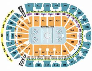 Nationwide Arena Seating Chart Rows Seat Numbers And