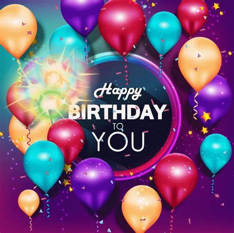 Happy Birthday Animated Images Happy Birthday Gif Animation Megaport Media