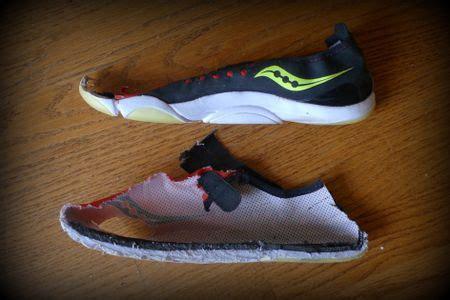 shoe dissection fellrnrcom running tips