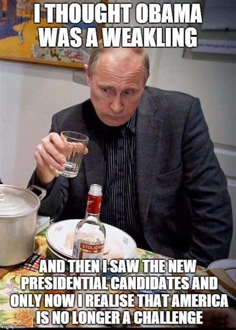 Depressed Drinking Meme - vodka imgflip