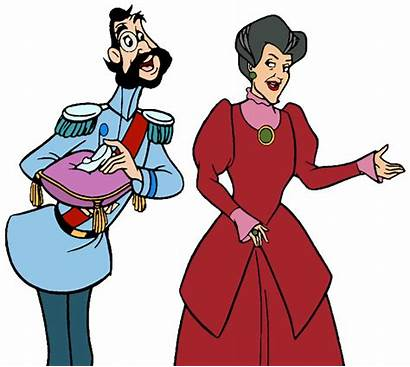 Cinderella Clipart Stepmother Tremaine Lady Anastasia Clip