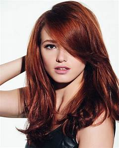 Hottest Dark Red Hair Colors – Best Hair Color Trends 2017 ...