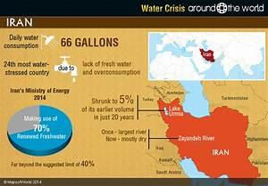 Water Crisis Around the World   Around the world
