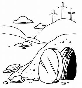 empty tomb printable   Toddler Craft/ Activity Ideas ...