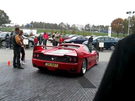 View and download ferrari f50 owner's manual online. Ferrari F50 Lovely Sound!! - YouTube