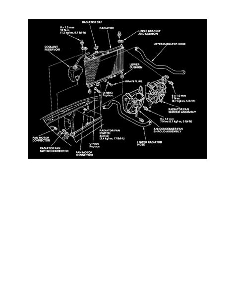Honda Engine Cooling Diagram by 2001 Honda S2000 Engine Diagram Wiring Library