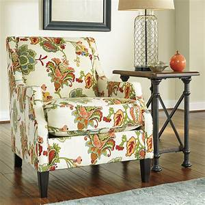 image of floral living room accent chairs living room With occasional furniture for living room