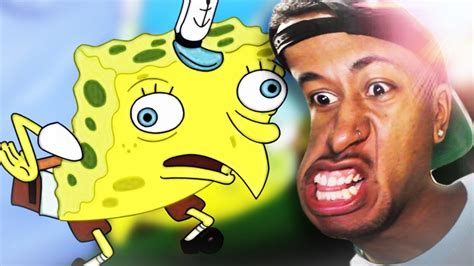 Spongebob Mocking Meme Youtube