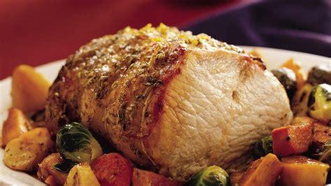 cuisiner un roti de porc au four rôti de porc aux légumes de la récolte vivre délicieusement