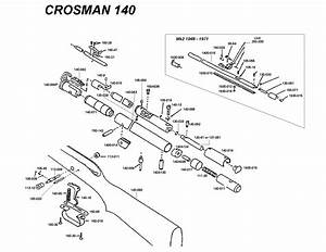 My Crosman 140 Has Arrived