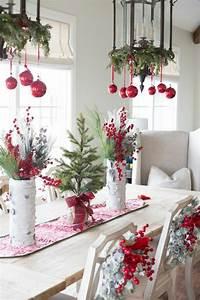 Tischdekoration Zu Weihnachten : tischdeko selber machen weihnachten ~ Michelbontemps.com Haus und Dekorationen