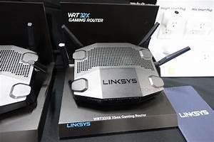Linksys WRT32XB Router Gaming Respaldado Por Rivet