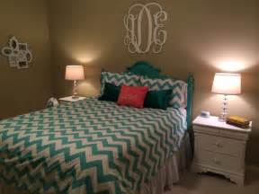 Coral and Teal Bedroom Ideas Teens