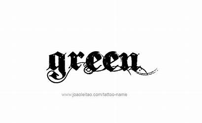 Tattoo Names Designs Colors Tattoos
