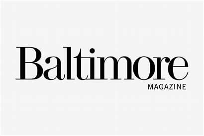 Magazine Baltimore Broadway Market Logos Recovery Fells