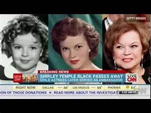 Shirley Temple Black dies at 85 - YouTube