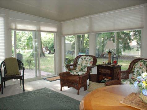 Sunroom Interior by Oasis Sunrooms Joyce Mfg Co