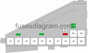 Fuse Box Diagram Cadilac Catera