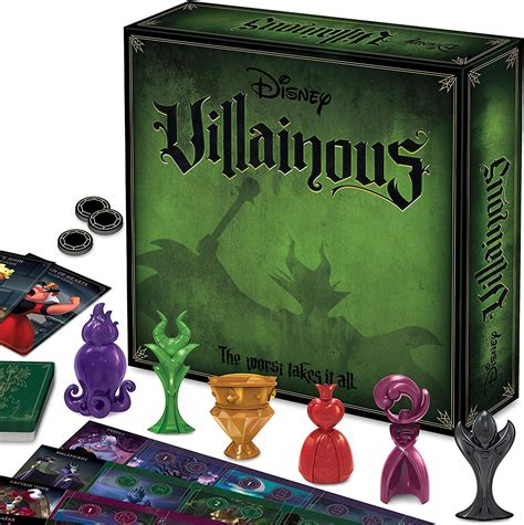 Disney Villainous Board Game: Are You Wicked Enough to Win?