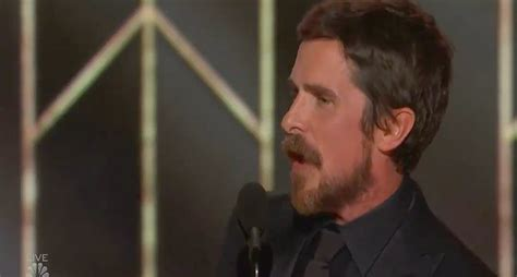 Conservatives Lose After Christian Bale Thanks Satan