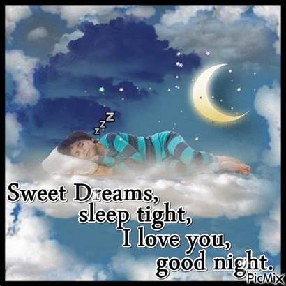 Night Gifs Sleep Tight Sweet Dreams Quotes